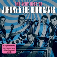 Very Best Of 2CD,..-Johnny & The Hurricanes-CD