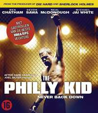 The Philly Kid - Never Back Down-Blu-Ray