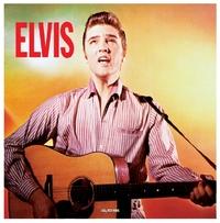 Elvis -HQ/Coloured--Elvis Presley-LP