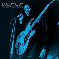Stone Crazy Blues -HQ--Buddy Guy-LP