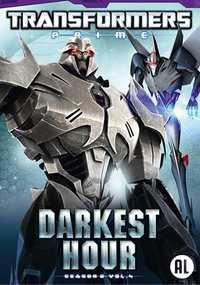 Transformers Prime - Seizoen 2 (Deel 4) Darkest Hour-DVD