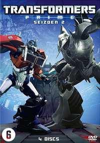 Transformers Prime - Seizoen 2-DVD