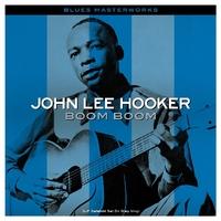 Boom Boom -Coloured--John Lee Hooker-LP