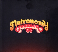 Summer 08-Metronomy-CD