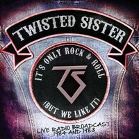 Its Only Rock & Roll..-Twisted Sister-CD