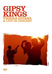 Tierra Gitana & Live In C-DVD
