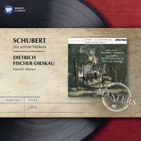 Schubert: Die Schöne Müllerin-Dietrich Fischer-Dieskau-CD