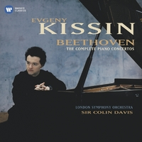 Beethoven: Complete Piano Conc-Evgeny Kissin, Sir Colin Davis-CD