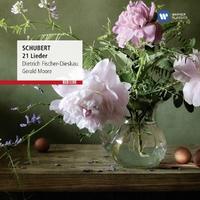 Schubert: Lieder-Dietrich Fischer-Dieskau, Geral-CD