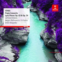 Grieg: Piano Concerto & Lyric-Leif Ove Andsnes-CD