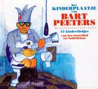 Het Kinderplaatje Van Bart Peeters-Bart Peeters-CD