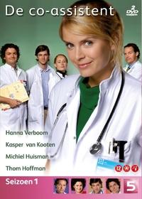 De Co-Assistent - Seizoen 1-DVD