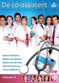 De Co-Assistent - Seizoen 2-DVD