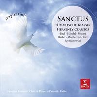 Sanctus: Himmlische Klassik /-Andrew Parrott-CD