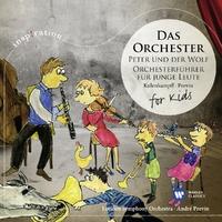 Das Orchester - For Kids-Hans-Joachim Kulenkampff-CD