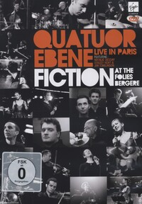 Fiction:Live In Paris At-DVD