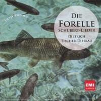 Die Forelle: Die Schönsten SCH-Dietrich Fischer-Dieskau-CD