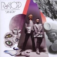 Junior-R?Yksopp-CD