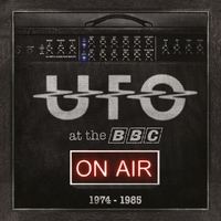 At The BBC: On Air..-Ufo-CD