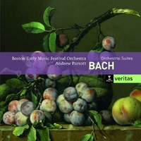 Bach The Orchestral Suites, TR-Andrew Parrott-CD