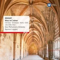 Mozart: Messe C-Moll KV 427-New Philharmon, Raymond Leppard-CD