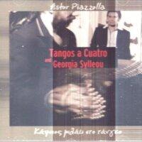 Somebody Talks To Tango-Tangos A Cuatro & Georgia Sylleou-CD