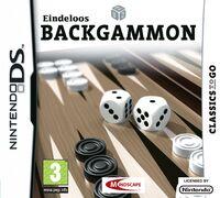 Eindeloos Backgammon-Nintendo DS