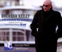 I Will Always Be Lonely-Brendan Keeley-CD