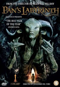 Pan's Labyrinth-DVD