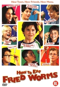 How To Eat Fried Worms-DVD