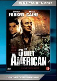 Quiet American-DVD