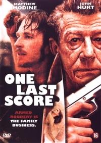 One Last Score-DVD