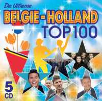 De Ultieme Belgie - Holland Top 100 (5CD)--CD