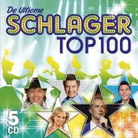 Ultieme Schlager Top 100 (5CD)--CD