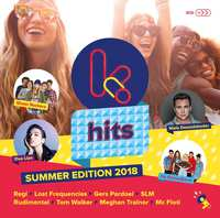 Ketnet Hits - Summer Edition 2018 (3CD)--CD