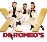 15 Jaar De Romeo's-De Romeo's-CD