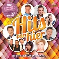 Hits Van Hier - Het Beste Van 2018 En Veel Meer…--CD