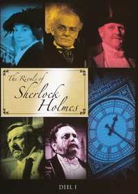 Rivals Of Sherlock Holmes Box 1-DVD