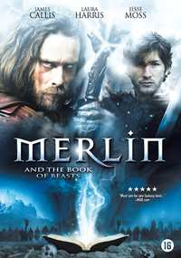 Merlin And The Book Of Beasts-DVD