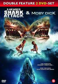 Moby Dick/2 Headed Shark Attack-DVD