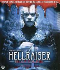Hellraiser 4-Blu-Ray