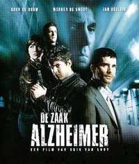 Zaak Alzheimer-Blu-Ray