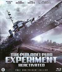 Philadelphia Experiment Reactivated-Blu-Ray