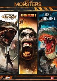 Best Of Monsters-DVD