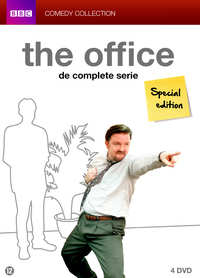 The Office - De Complete Serie (Special Edition)-DVD