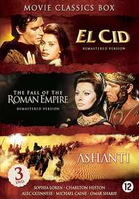 Movies Classics Box-DVD