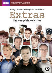 Extras - Complete Collection-DVD