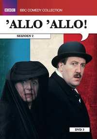 Allo Allo - Seizoen 2-DVD