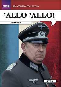 Allo Allo - Seizoen 3-DVD