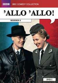 Allo Allo - Seizoen 4-DVD